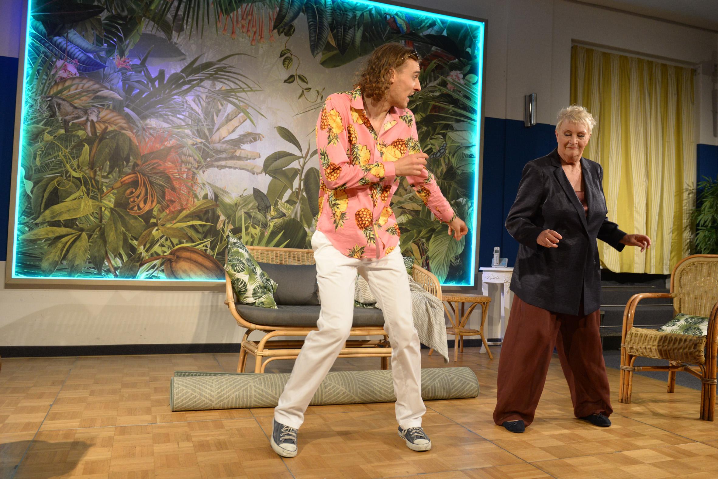 Sechs Tanzstunden in Sechs Wochen, Foto: Steffen Rasche