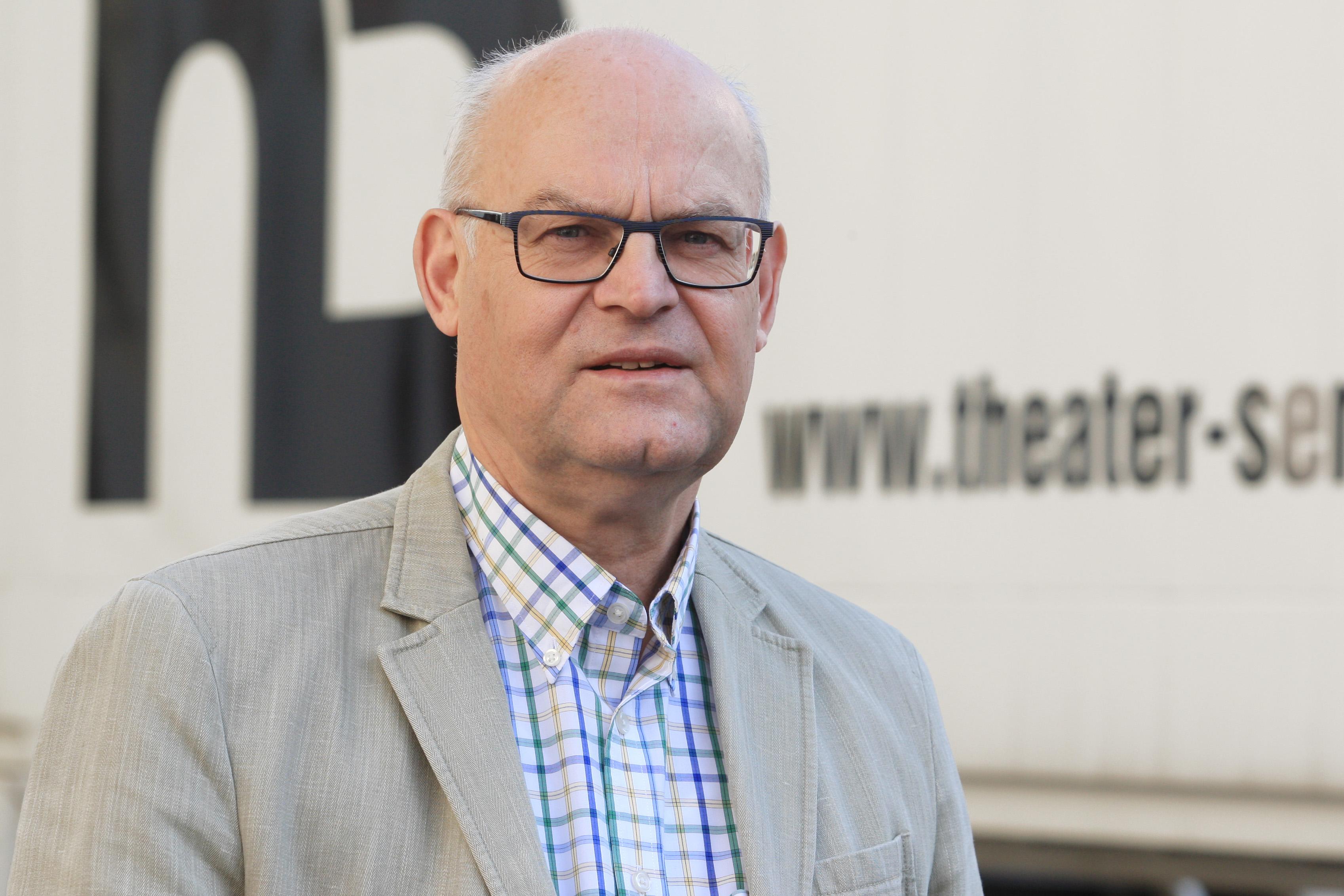 1. stellvertretender Vorsitzender:  Alfons Dürr